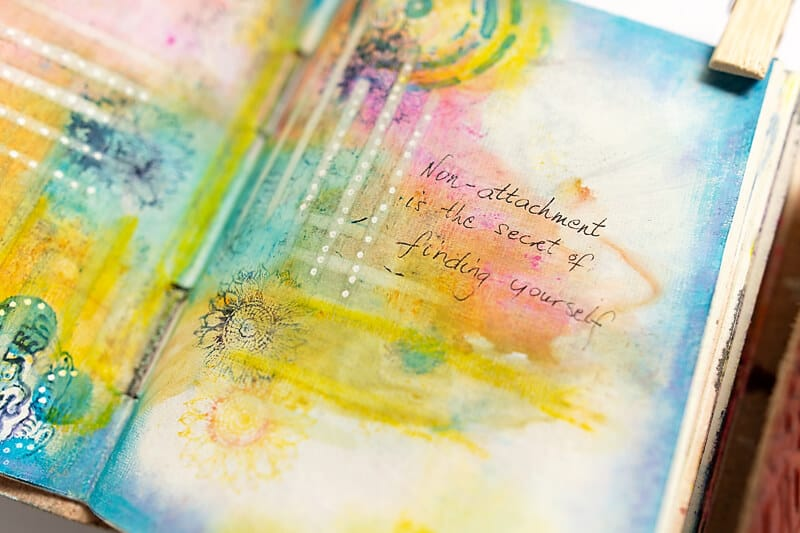 art journal inspiration in quotes
