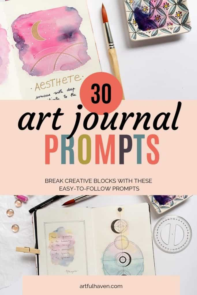 ART JOURNALPROMPTS
