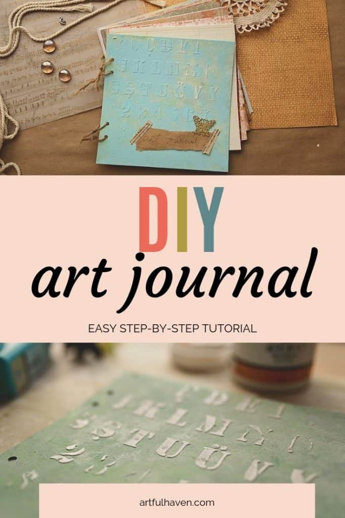 handmade art journal