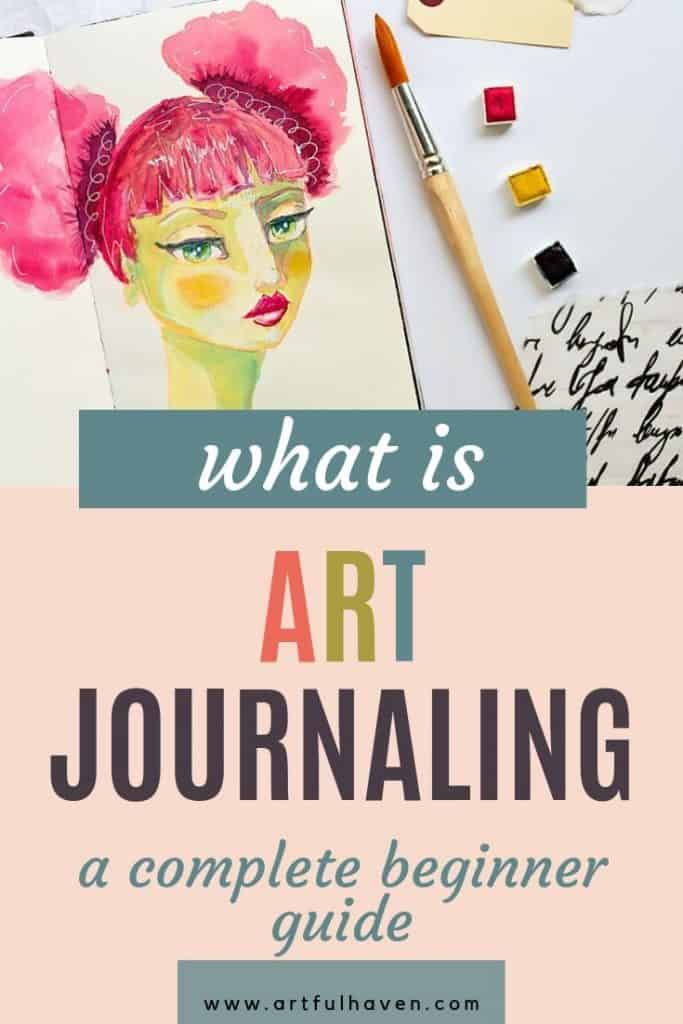 what is art journaling