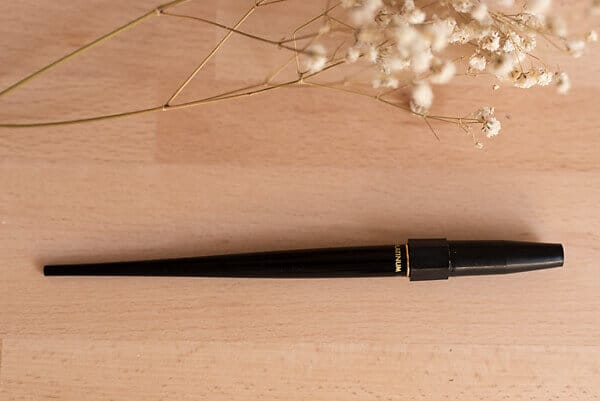 platinum carbon ink pen for art journaling