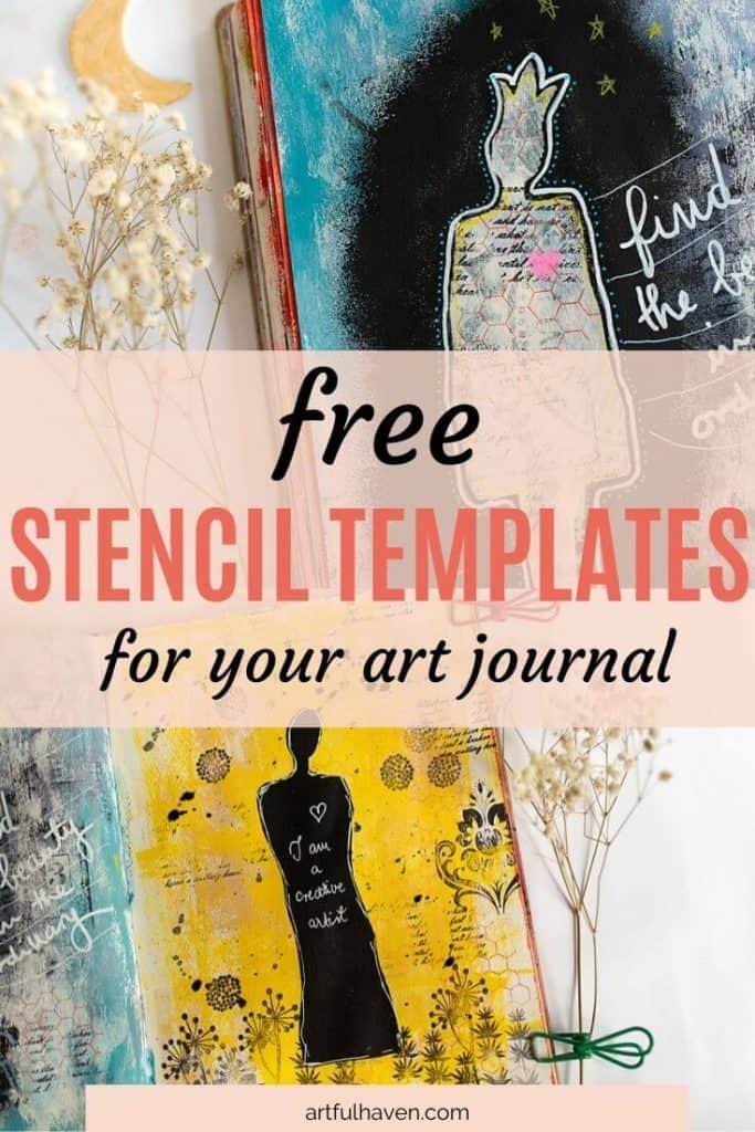 printable stencil templates