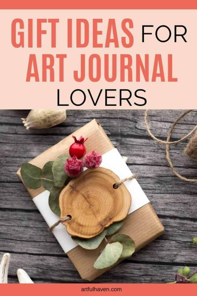 gift ideas for art journal lovers