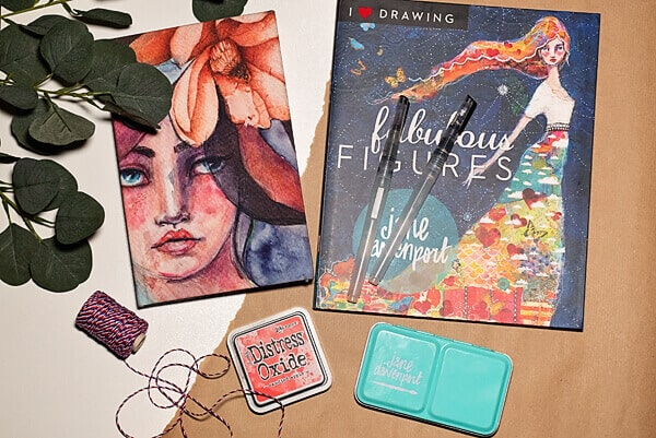gift ideas for friends who love art journaling
