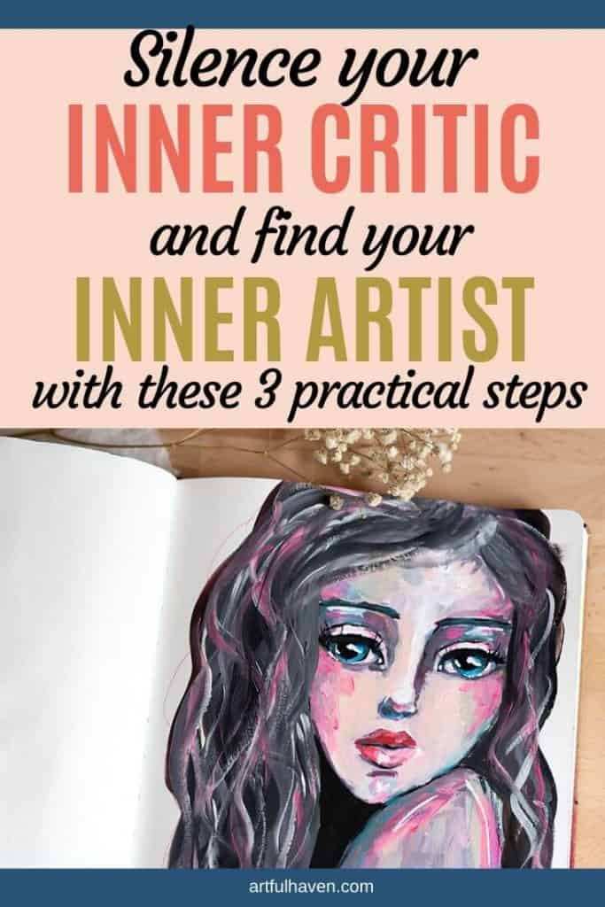 silence the inner critic and free the inner artist