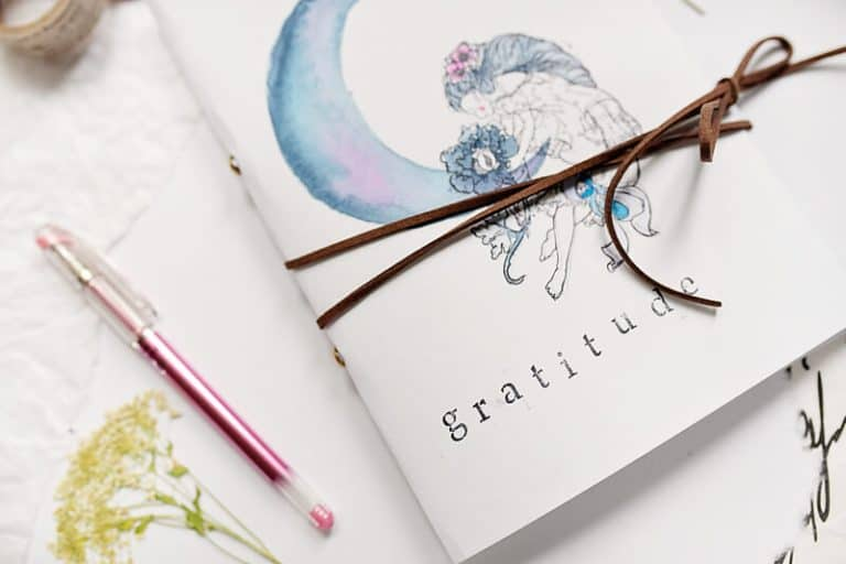 Gratitude Journal Prompts And How To Keep A Gratitude Art Journal