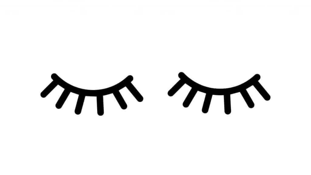 EASY THINGS TO DRAW EYES