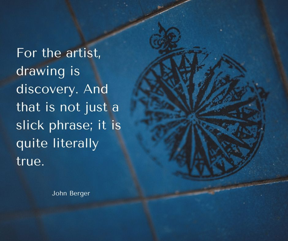 a quote by john berger