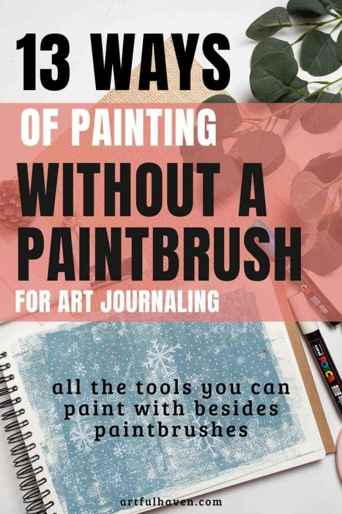 painting without a brush